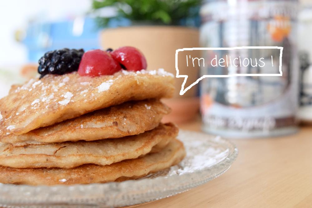 ruedelindustrie pancake delicious gluten free