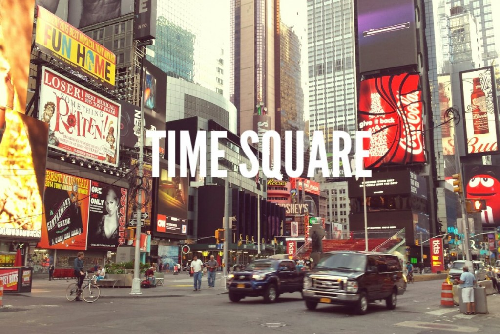 Ruedelindustrie_NY_3_jours_time_square