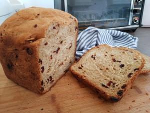 utiliser une machine à pain cuisinart